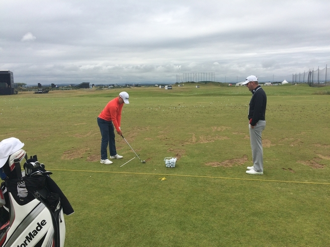 craig lea coahing golf