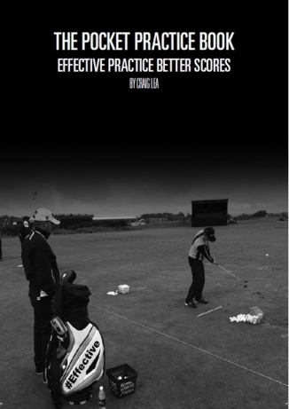 the pocket practice book of golf